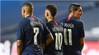 Trực tiếp bóng đá PSG vs Bayern: Hansi Flick hãy coi chừng tam tấu Neymar - Mbappe - Di Maria
