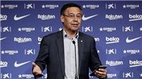 Barcelona: Bartemeu là trở ngại cho cuộc cách mạng ở Camp Nou