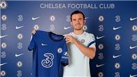 Chelsea chính thức sở hữu Ben Chilwell với giá kỷ lục