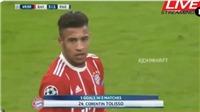 Hơn 11.000 người xem nhầm trận chung kết Cúp 1 giữa Bayern với PSG