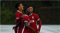 Liverpool 3-0 Stuttgart: Khởi động suôn sẻ, sẵn sàng cho Siêu Cúp Anh