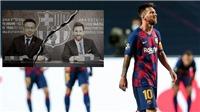 """Để Messi buồn là """"tội ác"""" của Barcelona!"""