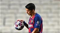 Chuyển nhượng 25/8: Koeman 'sa thải' Suarez qua điện thoại. Arsenal sắp mất nguyên đôi cánh