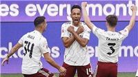 Arsenal giành Siêu cúp Anh: Aubameyang tưởng nhớ 'Chiến binh Báo đen' Chadwick Boseman