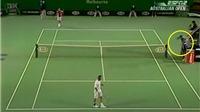 Fan Djokovic kèn cựa vì Federer từng làm điều tương tự nhưng vô sự