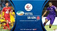 Soi kèo bóng đá Viettel vs Sài Gòn. Trực tiếp bóng đá V-League 2020