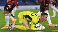 Brighton 0-3 MU: Solskjaer đề cao Henderson, khuyên cầu thủ nên học tập Mata