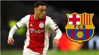 Chuyển nhượng Liga 24/9: Barca sắp có sao Ajax. Atletico đạt thỏa thuận với Torreira