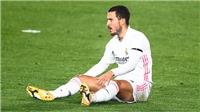 Real Madrid 1-2 Alaves: Hàng thủ sai lầm. Hazard chấn thương. Chủ nhà nhận quả đắng