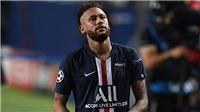 NÓNG: Neymar dương tính với Covid-19
