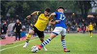 MU bất ngờ chiêu mộ cầu thủ chạy cánh của Dortmund