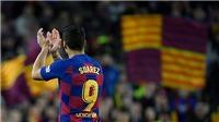 Barcelona sẽ phải chi 22 triệu bảng để Suarez tới Juventus