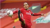 Van Dijk bị chỉ trích quá ngạo mạn khiến Liverpool nhận bàn thua