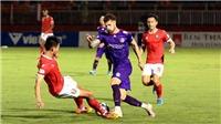 Sài Gòn 2-1 Hà Tĩnh: Rượt đuổi đến tận phút cuối cùng