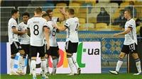 Ukraina 1-2 Đức: Sai lầm hàng thủ, chủ nhà trả giá