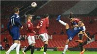 Bóng đá hôm nay 25/10: Solskjaer bị chỉ trích vì Van de Beek. Lampard đổ lỗi cho VAR