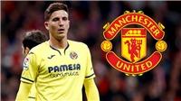 Bóng đá hôm nay 15/10: MU quan tâm hậu vệ La Liga. Man City mua hụt trung vệ