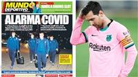 Bóng đá hôm nay 4/11: Telles chưa hẹn ngày trở lại. Trận Barca vs Dynamo Kiev có thể bị hoãn