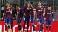 Barcelona 2-1 Dynamo Kiev: Messi ghi bàn, Barcelona vẫn thắng nhọc nhằn