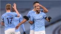 ĐIỂM NHẤN Man City 5-0 Burnley: Man Xanh giải tỏa sức ép, vẫn là ứng viên vô địch