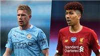 Cập nhật trực tiếp bóng đá Anh: Brighton vs Liverpool, Man City vs Burnley