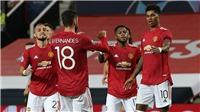 ĐIỂM NHẤN MU 4-1 Istanbul: Tuyệt vời Fernandes. Cavani xứng đáng đá chính thường xuyên