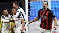 Kết quả Europa League hôm nay: Tottenham, AC Milan giành ngôi đầu bảng