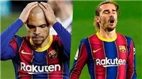 Hậu vệ Barca: 'Chúng tôi cần cả ngàn cơ hội mới ghi được bàn'