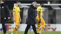 Mourinho lại đổ tội cho các học trò sau khi Tottenham bị cầm hòa