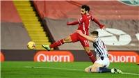 Liverpool 1-1 West Brom: Lần đầu mất điểm ở Anfield