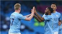 Điểm nhấn Man City 2-0 Fulham: De Bruyne quá hay. City bắt đầu đua vô địch