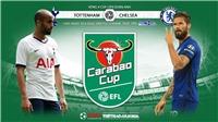 Soi kèo nhà cái Tottenham vs Chelsea. Vòng 4 Cúp Liên đoàn Anh. Trực tiếp bóng đá Anh