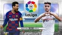 Soi kèo nhà cái. Barcelona vs Sevilla. Vòng 5 La Liga. Trực tiếp BĐTV