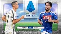 Soi kèo nhà cái. Juventus vs Napoli. FPT Play trực tiếp bóng đá Italia