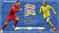 Soi kèo Bồ Đào Nha vs Thụy Điển. Nations League. Trực tiếp K+NS, BĐTV HD