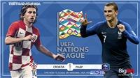 Soi kèo Croatia vs Pháp. Nations League. Trực tiếp K+PC, Thể thao tin tức HD