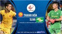Soi kèo nhà cái. Thanh Hóa vs SLNA. Trực tiếp bóng đá Việt Nam 2020