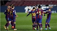 Real Sociedad 1-1 Barcelona (pen2-3): Vắng Messi, Barcelona vật vã vào chung kết