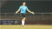 Đình Trọng trở lại trong ngày Hà Nội thua đậm Nam Định ở vòng 1 V-League