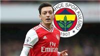Arsenal: Mesut Oezil đạt thỏa thuận gia nhập Fenerbahce ngay tháng Một