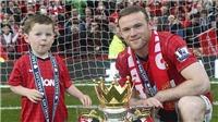 Rooney chính thức treo giày sau 19 năm thi đấu