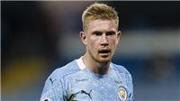 Trực tiếp Arsenal vs Man City: Pep Guardiola sẽ để De Bruyne ngồi dự bị?