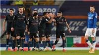 Everton 1-3 Man City: Mahrez lập tuyệt phẩm, Man City xây chắc ngôi đầu
