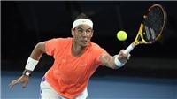 Nadal thua ngược Tsitsipas tại Tứ kết Úc mở rộng 2021
