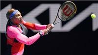 Serena Williams thua trắng Naomi Osaka tại Bán kết Úc Mở rộng 2021