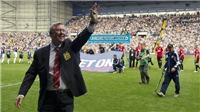 MU: West Brom từng phá hỏng lễ chia tay của Sir Alex Ferguson vào năm 2013
