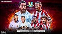 Soi kèo nhà cái Real Madrid vs Athletic Bilbao. Bán kết Siêu cúp Tây Ban Nha