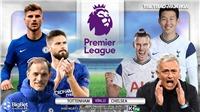 Soi kèo nhà cái Tottenham vs Chelsea. K+, K+PM trực tiếp bóng đá Ngoại hạng Anh