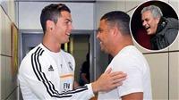 Jose Mourinho: 'Ronaldo Brazil mới là Ronaldo xuất sắc nhất'