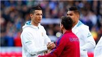 Như Zidane nói, Real Madrid không xếp hàng vinh danh Barcelona tại Kinh điển